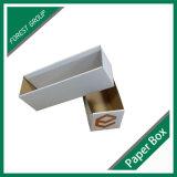 Custom plegable corrugado cajas de papel de Brown caja de papel cartón