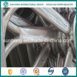 Molde de Cilindro de Acero Inoxidable en Maquinaria de Fabricación de Papel