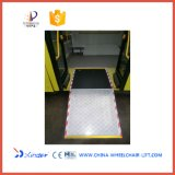 Rampe manuel de fauteuil roulant pour le bus (FMWR-1A)