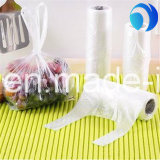 PE Food Packing Film Printed Buff T-Shirt Bolsas