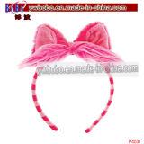 Fascia della fascia dei capelli di Jewelryy dei capelli per il rifornimento del partito del bambino (P4037)