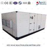 Modulaire multifonctions dx/unité de manutention de l'air d'eau réfrigérée