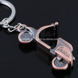 K Alloy Plated White Abacus Keychain, ODM und Small Orders Are Accepted, Made von Alloy