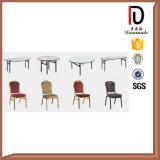 Таблицы банкета высокой ранга и стулы (BR-A395)