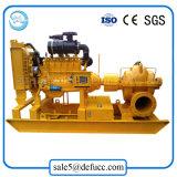 Van de Diesel van het Geval van de Zuiging van de hoge Capaciteit de Dubbele Gespleten Machine Pomp van het Water