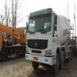Camion del miscelatore utilizzato macchinario del macchinario edile dell'usato della Cina 6*4 HOWO
