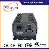 La meilleure qualité 208/120/240V a entré 315 watts CMH élèvent le ballast léger du ballast CMH de 600W Digitals