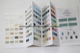 DIY Architektur-verschiedene Farben-Systems-Farbton-Karten-Broschüre