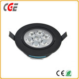 Le plus populaire Black LED Spot Light