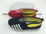 Arrivelの新しい子供の偶然のズック靴のスニーカーの靴(FFCS-40)