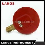 026의 빨강 철 쉘 프로판 가스압력 계기