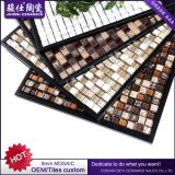 Nuovo Juimsi salone 2016 della stanza da bagno della cucina della parete delle mattonelle TV della parete del mosaico della ceramica di Foshan 305X305mm