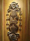 Puerta de madera interior del estilo clásico para el apartamento del chalet (DS-018)