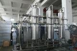Trattamento di purificazione di acqua dell'acciaio inossidabile