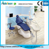 Konkurrierendes zahnmedizinisches Stuhl-Gerät im zahnmedizinischen Installationssatz