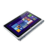 10.1 pouces 2in1 Laptop Tablet 360 Degree Flip Touchscreen Notebook Laptop