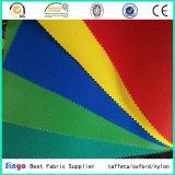 Met een laag bedekte het polyurethaan maakt de Stof van de Vlag van de Polyester 600*600d van 100% waterdicht