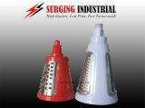 가정용품 플라스틱 또는 스테인리스 덮개를 위해 기계로 가공하는 CNC