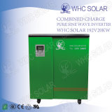 저주파 20kw 태양 변환장치 UPS 태양 전지 변환장치