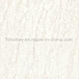 حجارة بيضاء طبيعيّ يصقل [فلوور تيل] خزفيّة