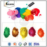Kolortekの装飾的な雲母のPearlescent釘の顔料の製造業者
