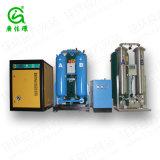 800 de Generator van het Ozon van het gram voor de Desinfectie van het Afvalwater van het Ziekenhuis