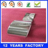cinta del papel de aluminio 18mic con las muestras libres