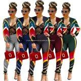 Venda a quente Sportswear Suit Activewear as mulheres de moda de Treino