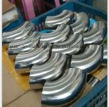 Courbure sanitaire de l'acier inoxydable SMS de Yuanan
