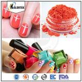 Poudre d'ongle minéral, Vernis à ongles Mica Pearl Pigment Supplier
