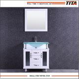 Классическая стеклянная верхняя тщета T9097-48W ванной комнаты