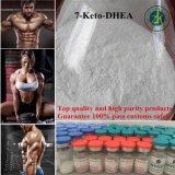 99.5% 높은 순수성 보디 빌딩 7 Keto DHEA 7 Keto Dehydroepiandrosterone 스테로이드 호르몬 분말