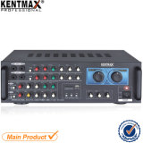 amplificador de potencia audio del hogar del teatro de 50W 2CH con la generación de eco (AK-603)