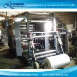 Rollenpapier-flexographischer Drucken-Maschinen-Gebrauch-Riemenantrieb
