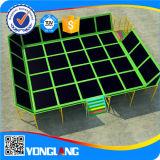Apparatuur van de Speelplaats van het Vermaak van de Trampoline van kinderen de Openlucht (yl-BC001)
