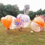 Balón de parachoques de fútbol de la burbuja de la carrocería para el partido de fútbol