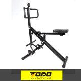 販売のためのボディクランチの体操装置の乗馬の練習機械