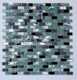 Het zoetwater Shell en van het Marmer en van het Kristal Mozaïek van het Glas 10*30