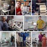 Holiauma bestes Feld 15 färbt Haupthandelsmaschine der stickerei-6 computerisiert für Hochgeschwindigkeitsstickerei-Maschinen-Funktionen für flache Stickerei-Maschine