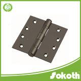 ステンレス鋼、鋼鉄物質的なドアヒンジ