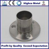 Base del corrimano dell'acciaio inossidabile per la balaustra e l'inferriata