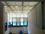 Remote Control Aluminium Roller Shutter Blinds / Table Screen / Roller Blind