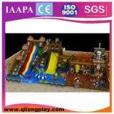 SGS&Ce prüfte den Innen Ozean-Thema-Spielplatz (QL--026)