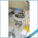 Machine de crême glacée de fruit d'acier inoxydable