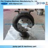 Pompe Durco en acier inoxydable Pièces de la pompe centrifuge 4X3-13