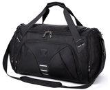 Bolso negro Yf-Lbz2106 de los deportes de los bolsos del bolso de la alta calidad del morral del bolso del recorrido del bolso del equipaje del bolso