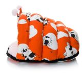 Cute Cow Pattern Caterpillar Tipo Cat Bed & House