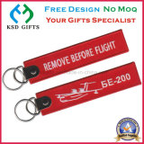 Verwijder vóór de Markering van de Bagage van de Vlucht/Douane Keychains