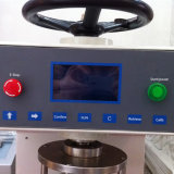 Appareil de contrôle hydrostatique de Repellency de l'Essai-Eau de résistance à l'eau de pression de textile de Digitals