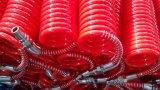 Пробка возвратной пружины PU для пневматического с RoHS